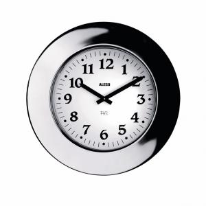Uhr Momento, chrom