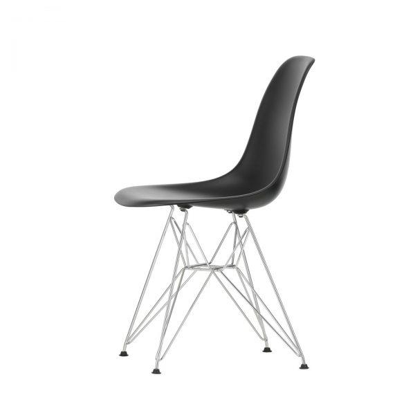 Vitra - Eames Plastic Chair DSR, Gestell verchromt