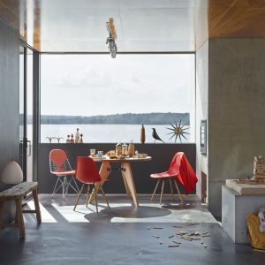 Vitra - Eames Plastic Chair DSW