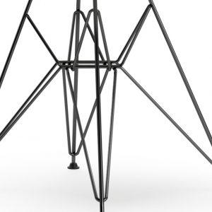 Vitra - Eames Plastic Chair DAR, Gestell basic dark