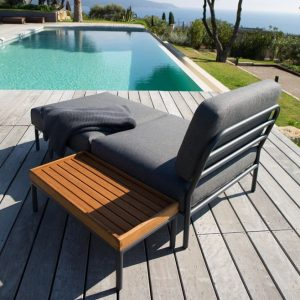 Outdoor-Lounge LEVEL, Side table