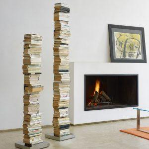 Ptolomeo Bücherturm weiß