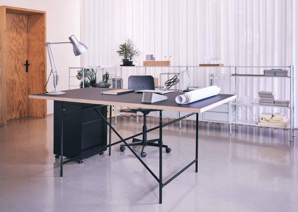 Original Eiermann Tisch von Egon Eiermann