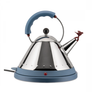MG32, Elektrischer, Kabelfreier Wasserkocher aus Edelstahl, glänzend poliert