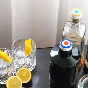 Flaschenverschlüsse 4er-Set