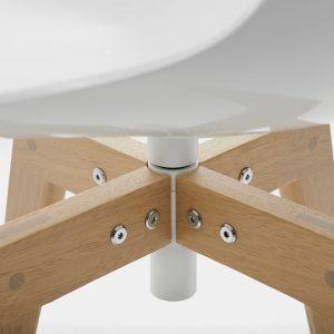 MDF Italia - Flow Chair Iroko - Outdoor/Indoor
